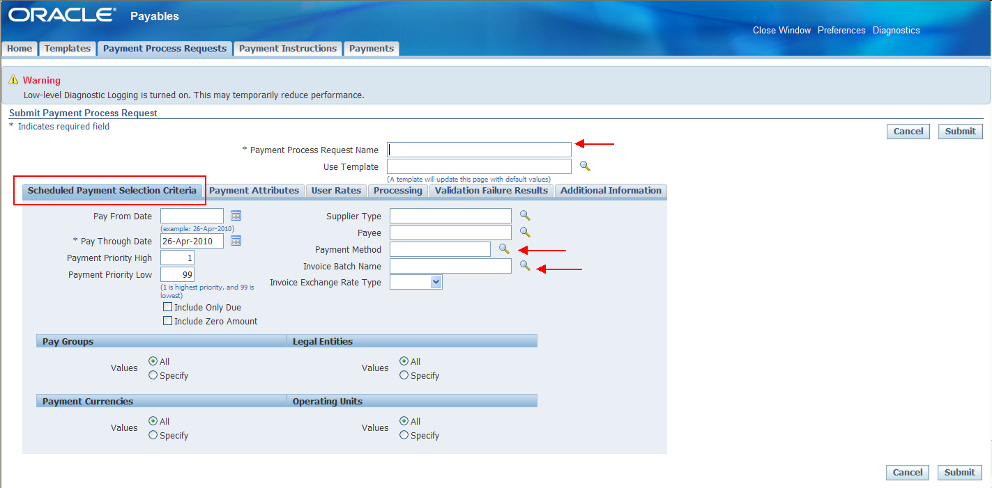 R Custom Check Payment Format Oracle Apps Store - Process server invoice template