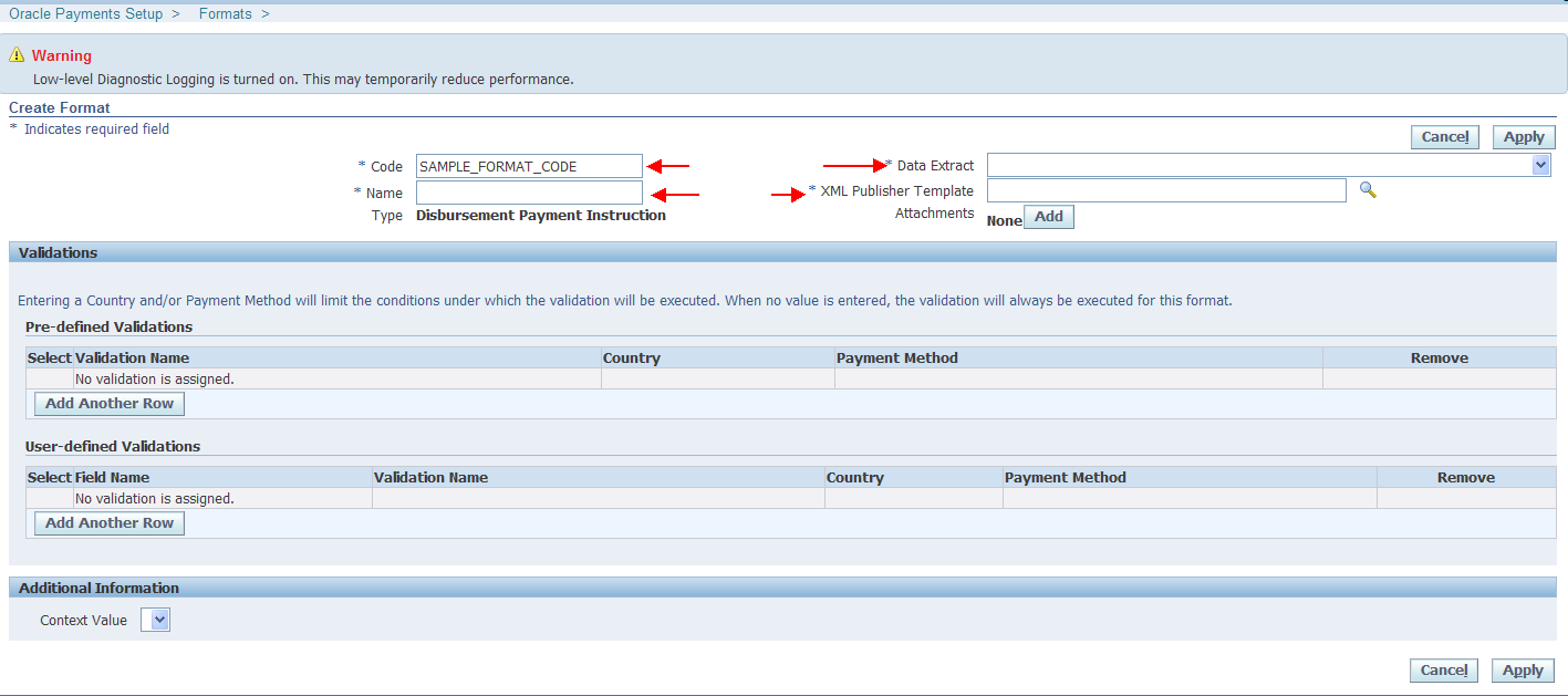 how to create rtf file in oracle apps